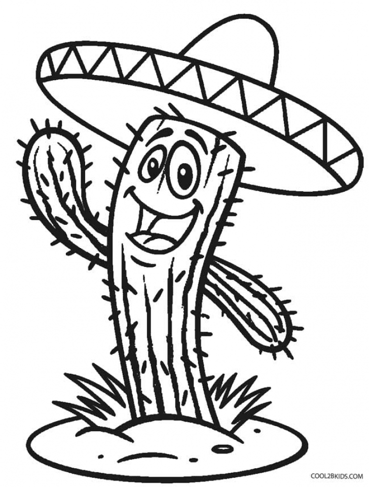 Get This Cinco de Mayo Coloring Pages Free to Print 70257