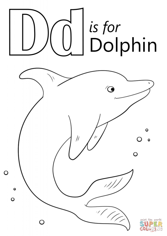 - Get This Dolphin Coloring Pages Free To Print 73614 !