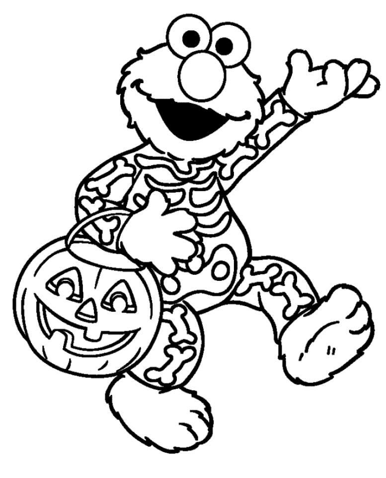 elmo coloring pages for toddlers 31649 - Elmo Coloring Page