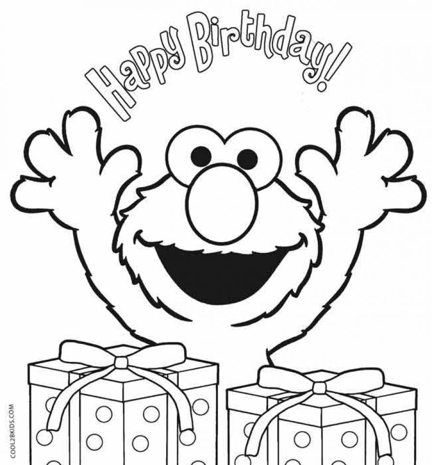 get this elmo coloring pages to print for kids 31950