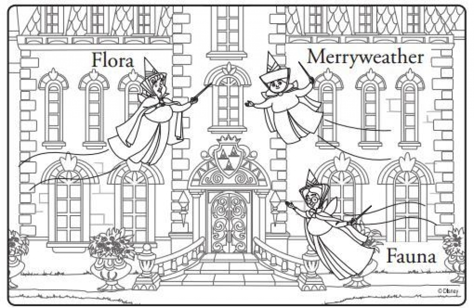Get This Fairies from Disney Sofia the First Coloring Pages ...