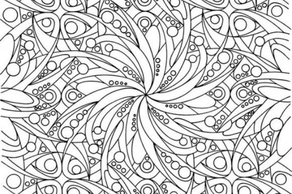 Get This Free Difficult Coloring Pages 5023 !