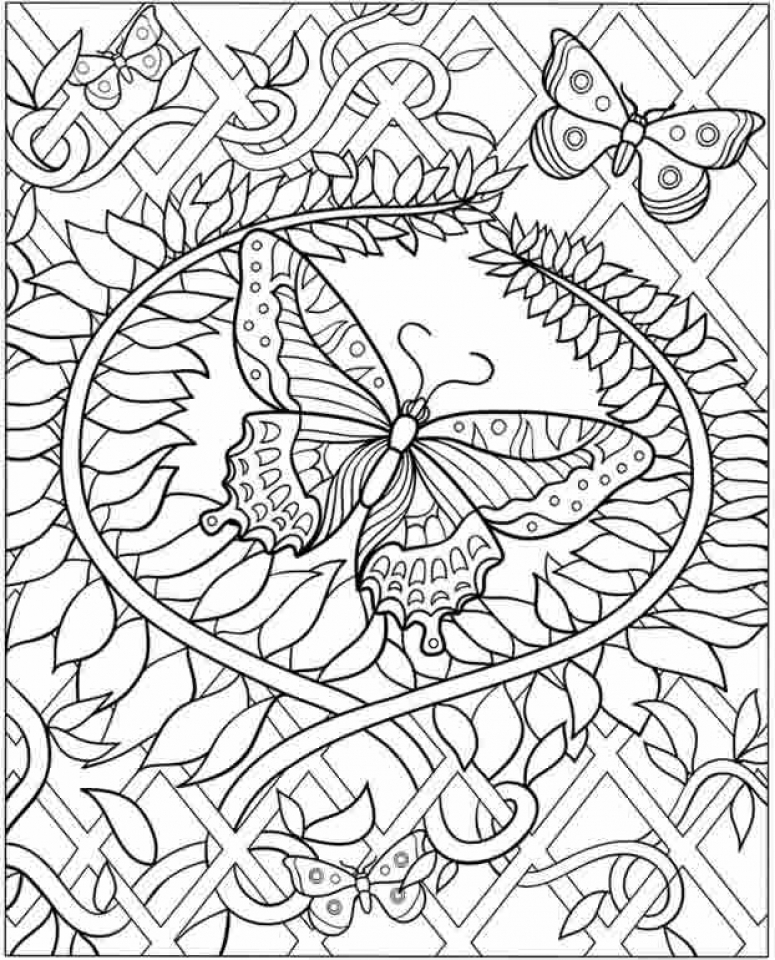 free difficult coloring pages 56728 - Free Difficult Coloring Pages