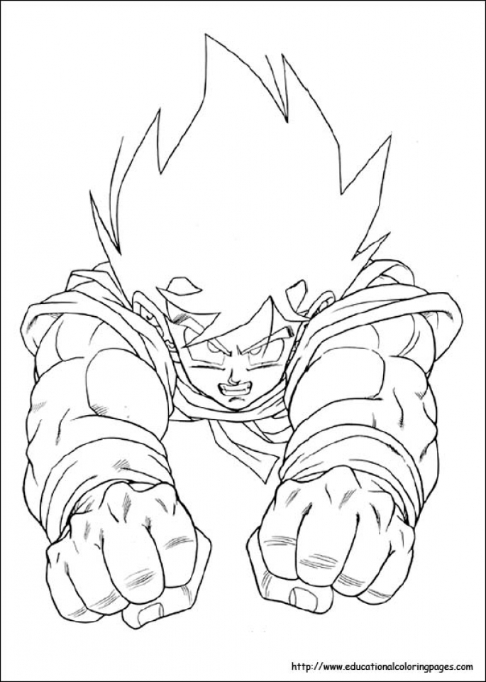 printable dragon ball z coloring pages - get this printable lightning mcqueen coloring pages 808704