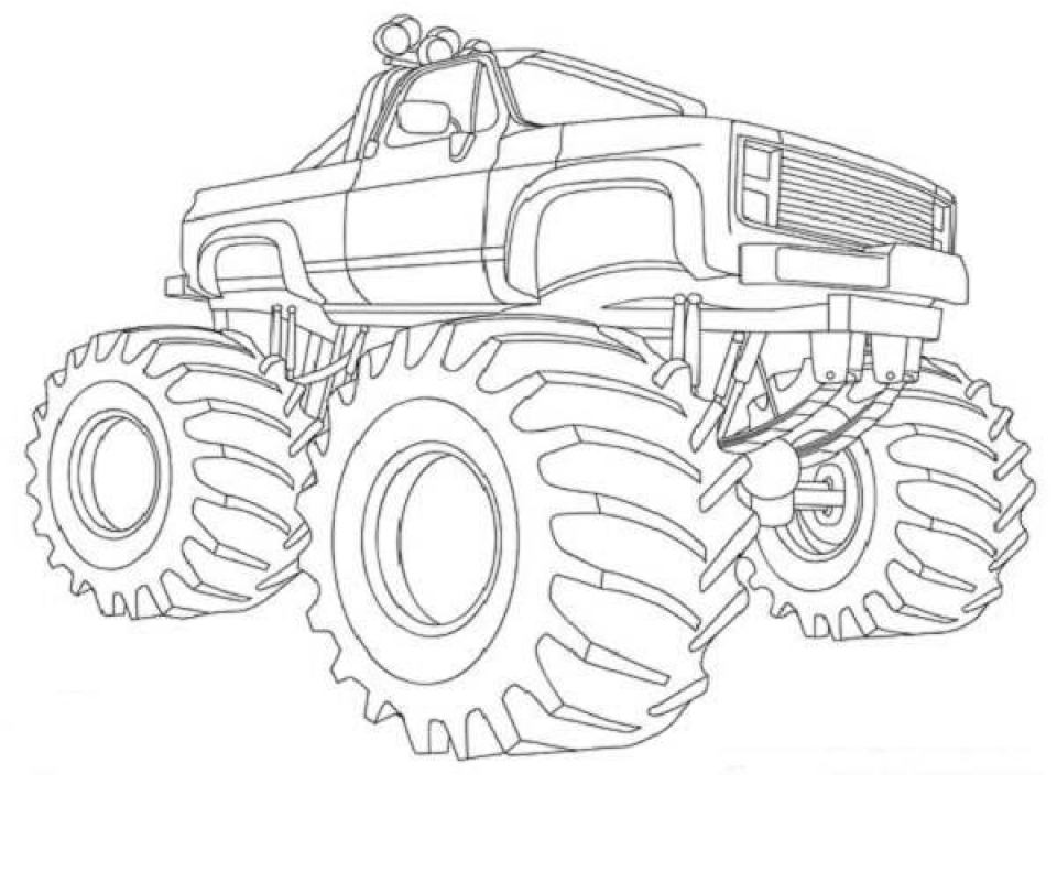 free monster truck coloring pages to print - get this free printable art deco patterns coloring pages