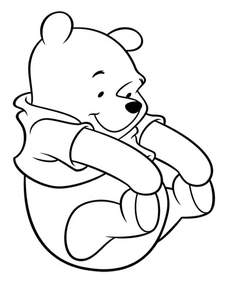 Get This Free Printable Winnie The Pooh Coloring Pages 59067 !