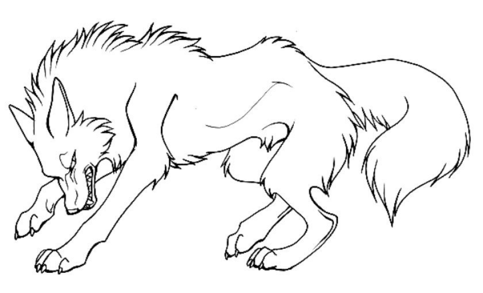get this free printable wolf coloring pages 7218