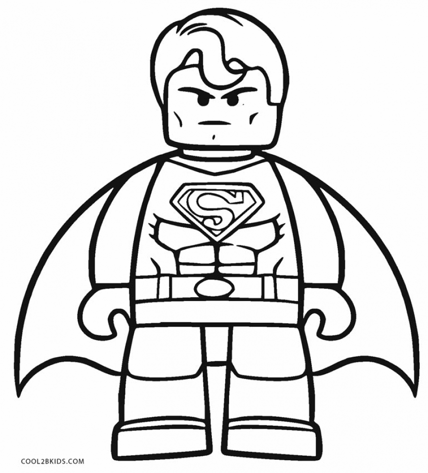 Get This Free Superman Coloring Pages To Print 94075 Free Coloring Sheets For