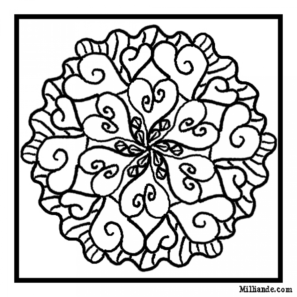 get this free printable doodle art advanced coloring pages 61bj7