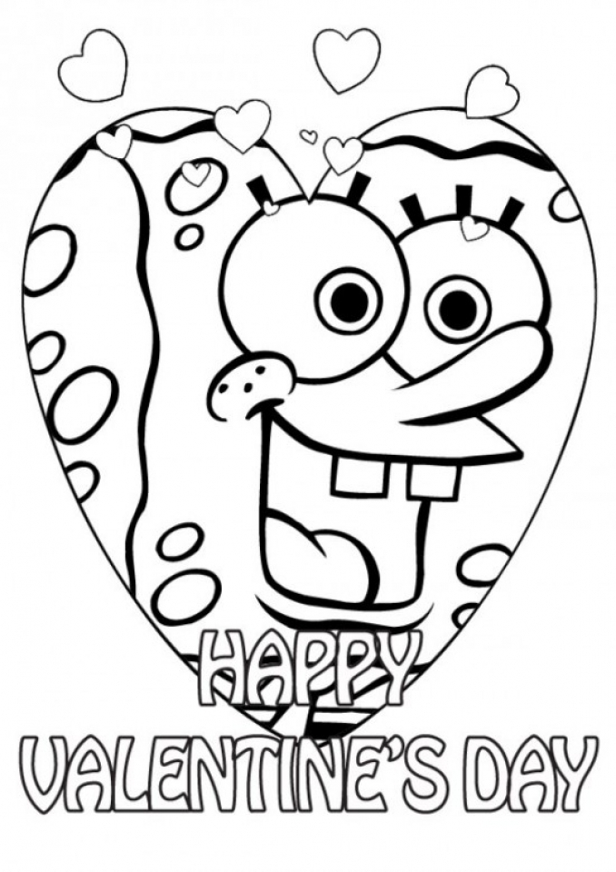 free valentines coloring pages to print 85155
