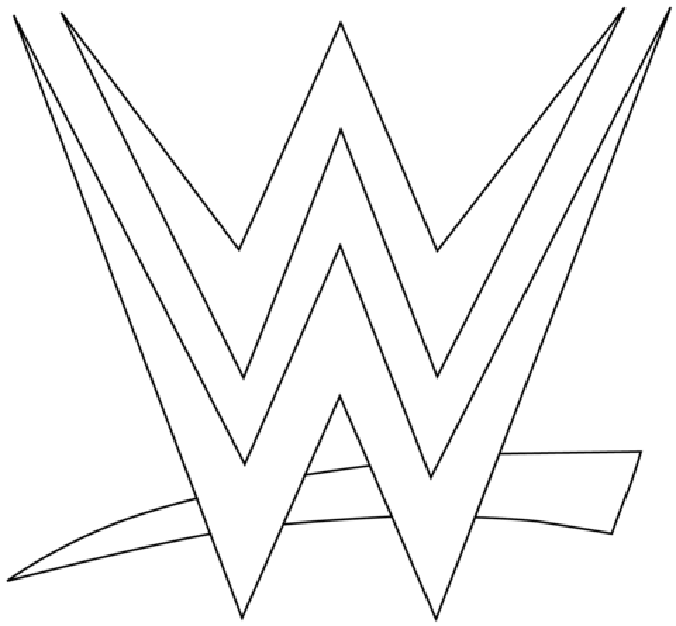 Get This Free WWE Coloring Pages 29341