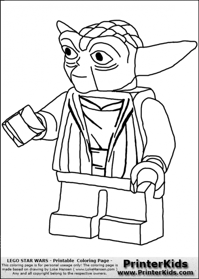 Colouring In Pages Lego Star Wars Get This Coloring Free Printable
