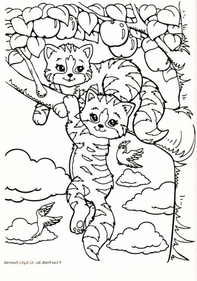 - Get This Lisa Frank Coloring Pages Printable 97841 !