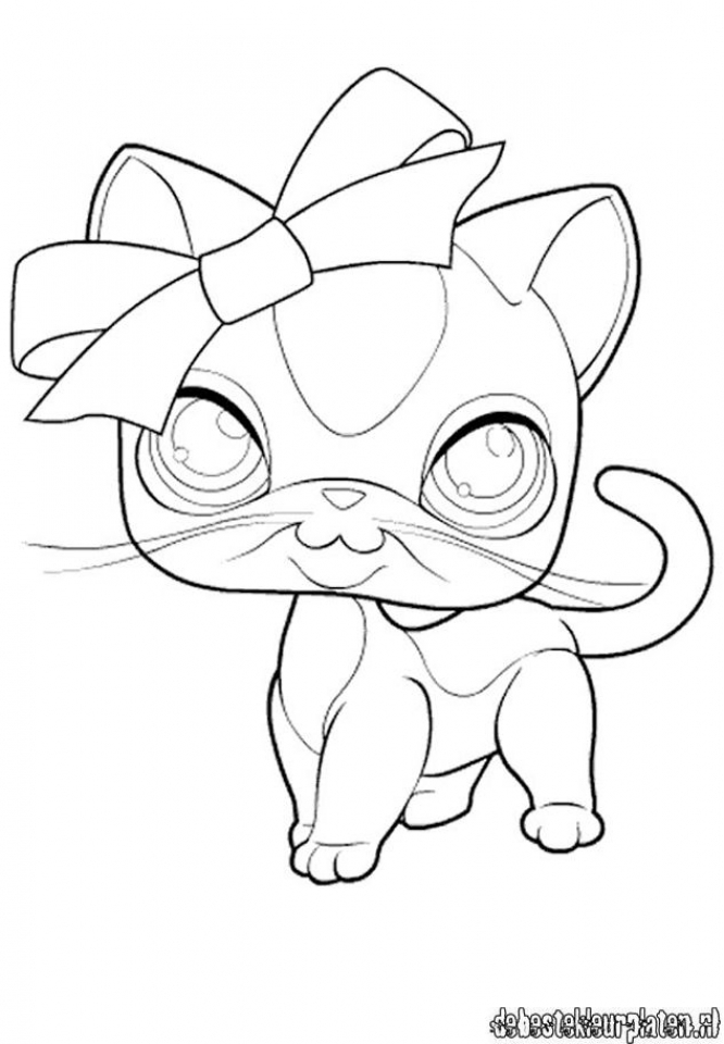 Get this littlest pet shop kids printable coloring pages for Lps popular coloring pages