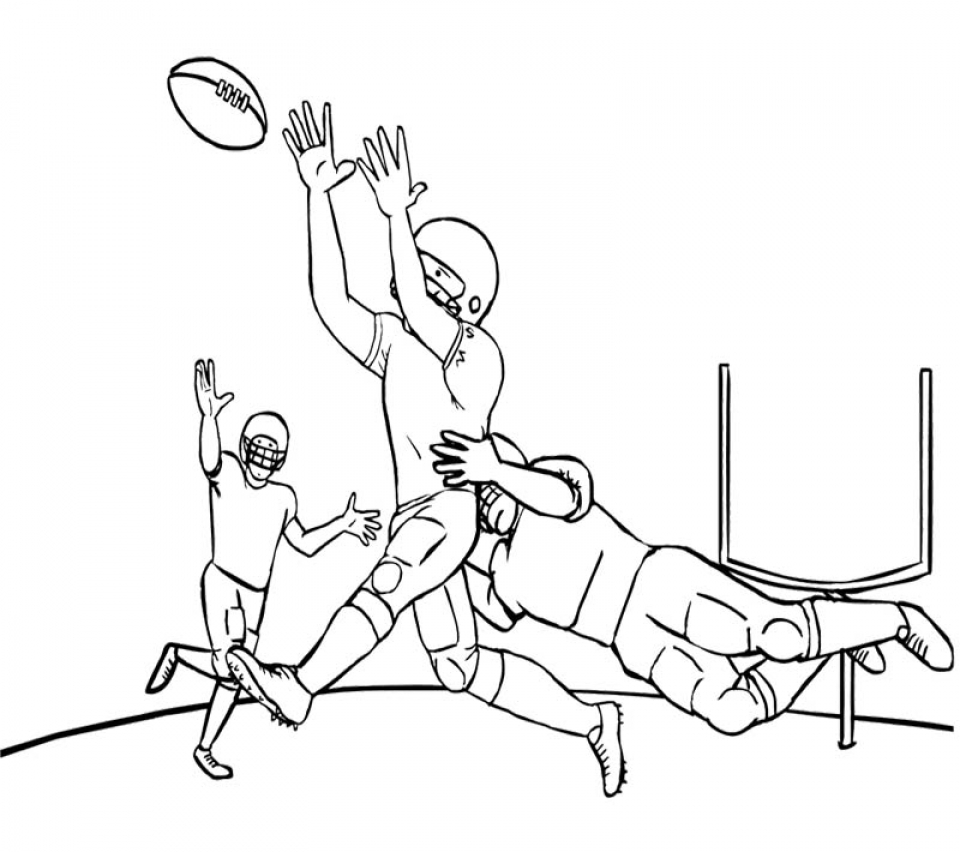 get this nfl football coloring pages online printable 13285