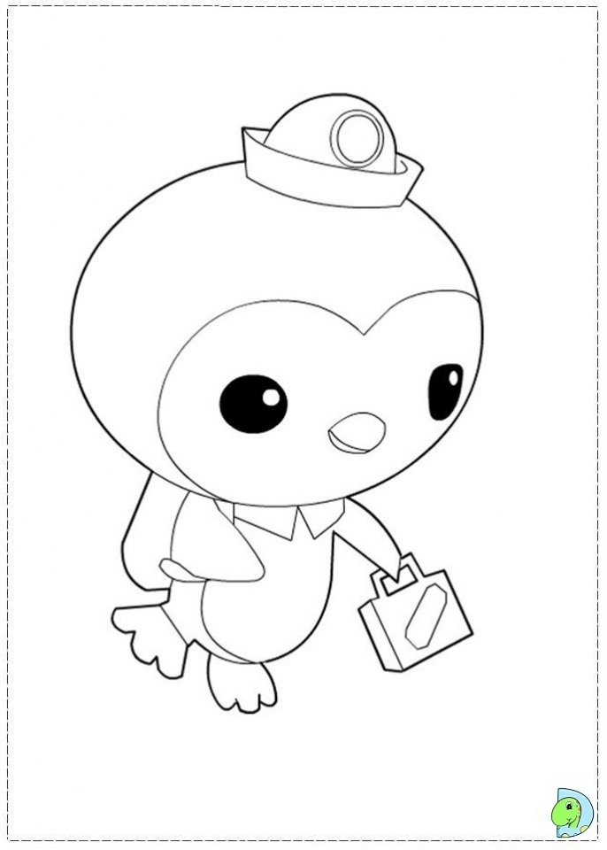 Get This Octonauts Coloring Pages to Print Out 62664 !