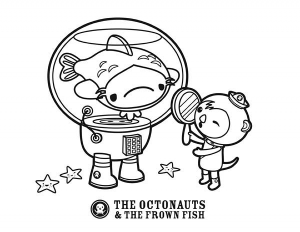 Online Cars Coloring Pages 29098 Octonauts To Print Out 97855