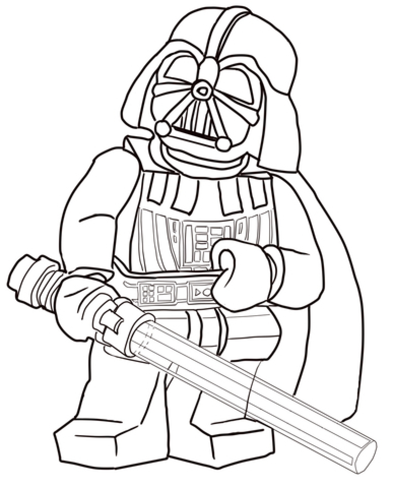 Get This Online Lego Star Wars Coloring Pages 40611
