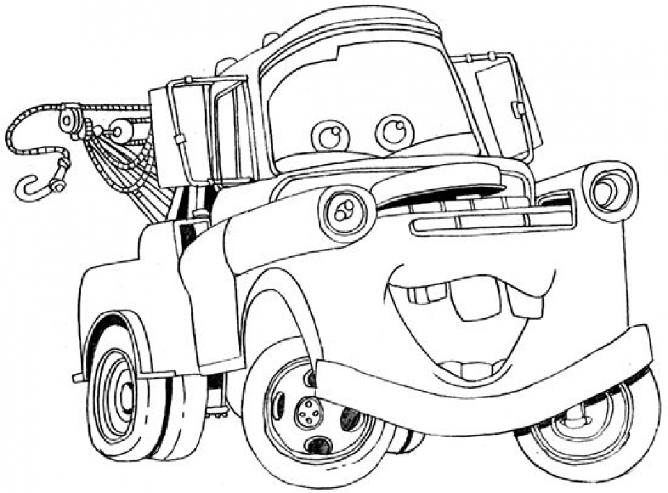 Get This Printable Cars Coloring Pages 1289