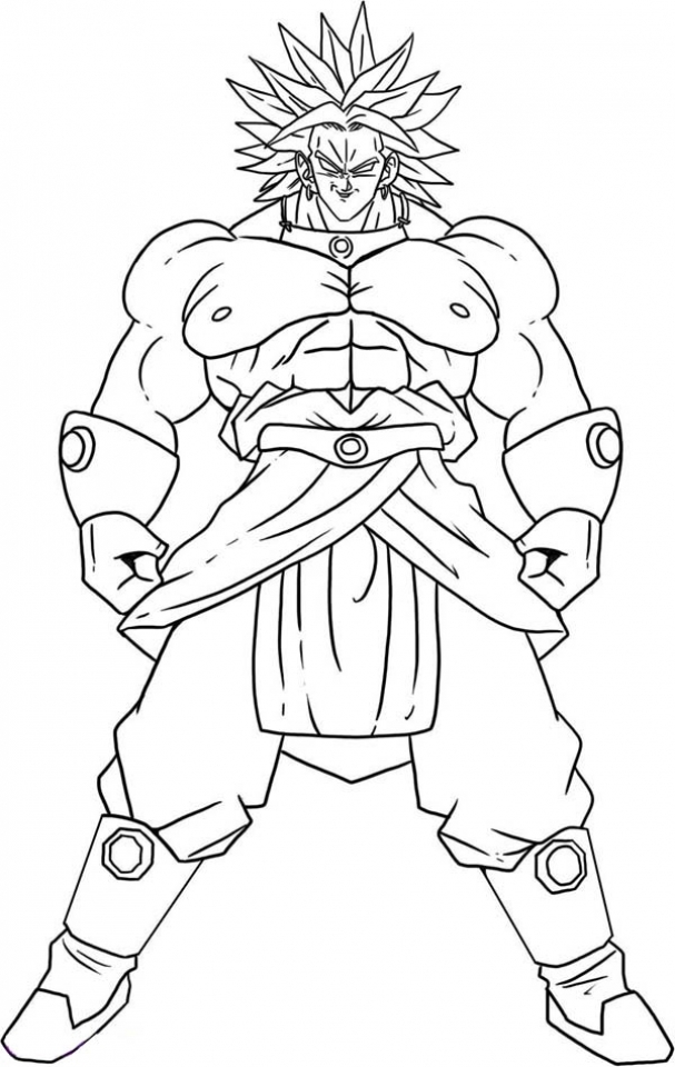 Get this printable dragon ball z coloring pages online 36051 for Dbz coloring pages online