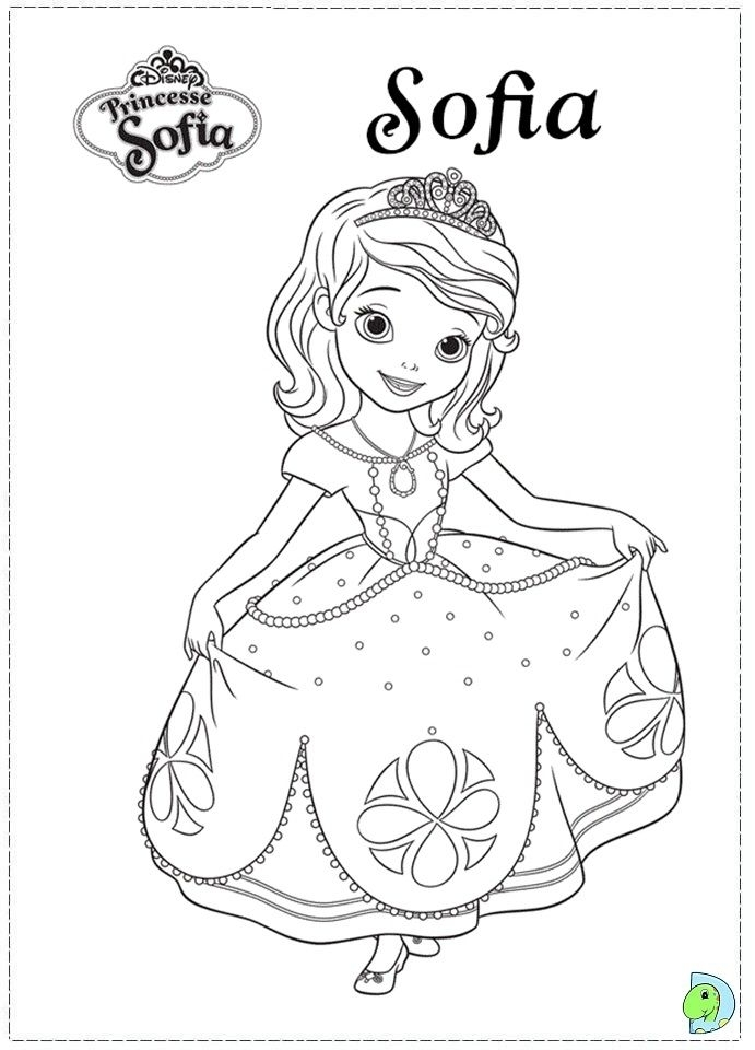 printable sofia the first coloring pages. Printable Sofia the First Coloring Pages 55648 Get This
