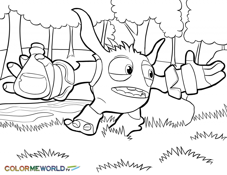 Skylanders coloring pages for boys ~ Get This Free Printable Unicorn Coloring Pages for Adults ...