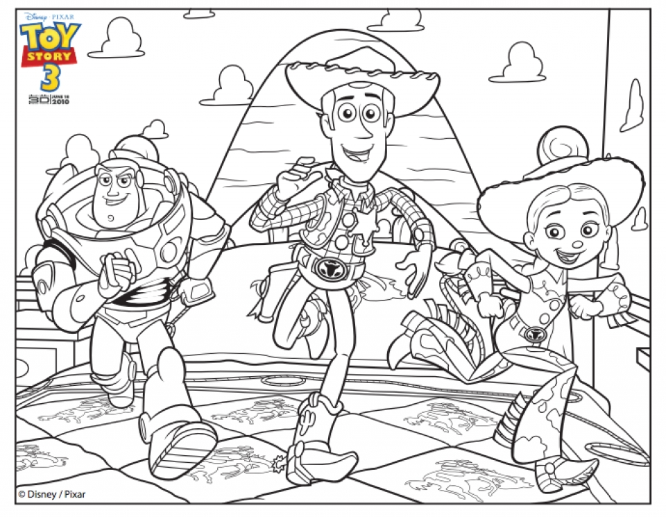 Get This Toy Story Coloring Pages for Kids 16488 !