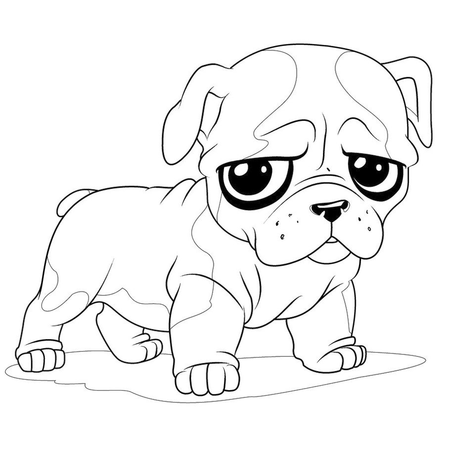 Get this cute baby animal coloring pages to print 6fg7s for Coloring pages that are cute