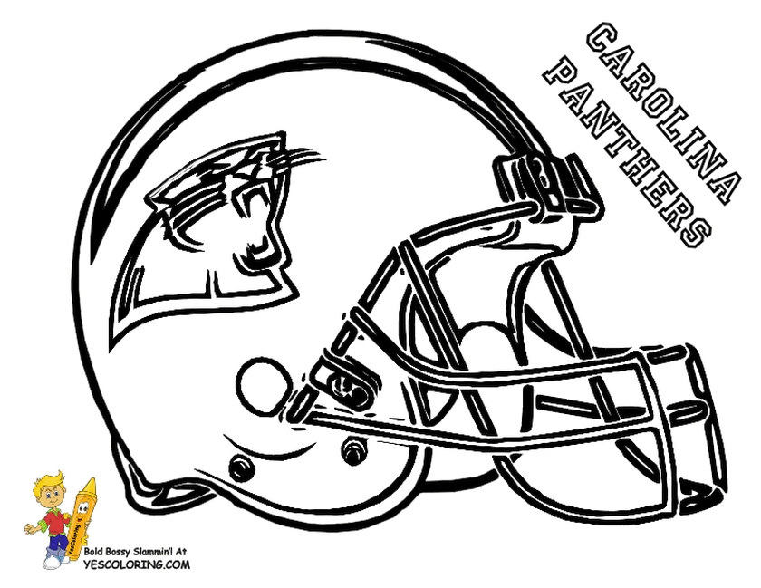 Get This Nfl Coloring Pages Helmets 52718 Nfl Coloring Pages