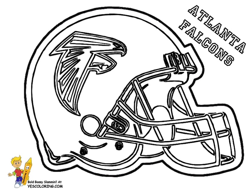 nfl coloring book pages - get this nfl coloring pages to print de71a