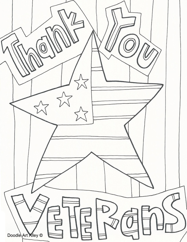 Get This Veterans Day Coloring Pages For Preschool