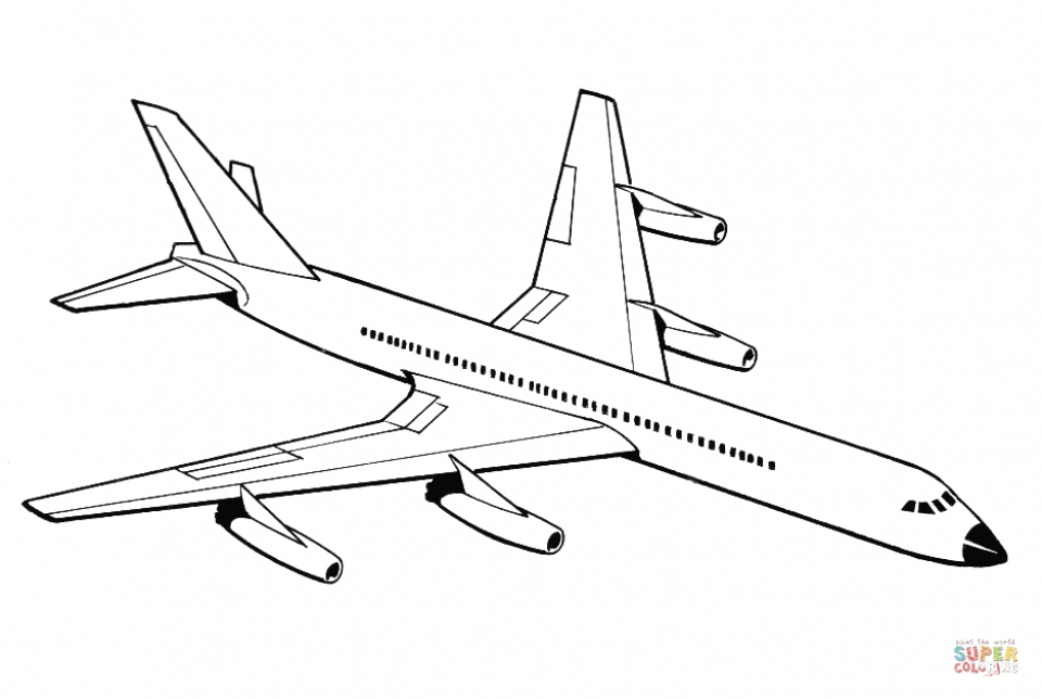 Get This Airplane Coloring Pages Printable 6cv31 !