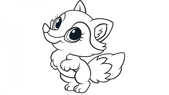 Get This Chibi Coloring Pages Free