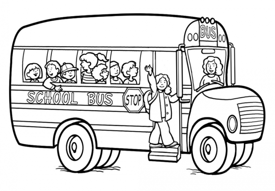 Get This Back to School Coloring Pages for Kindergarten 7th4a