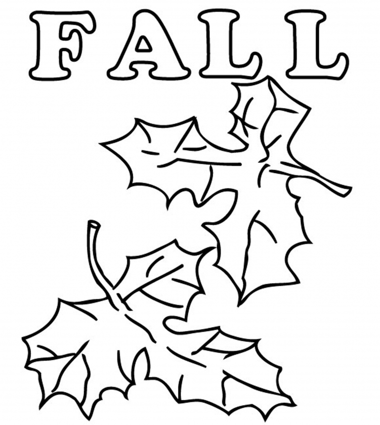get this fall leaves coloring pages printable u509m