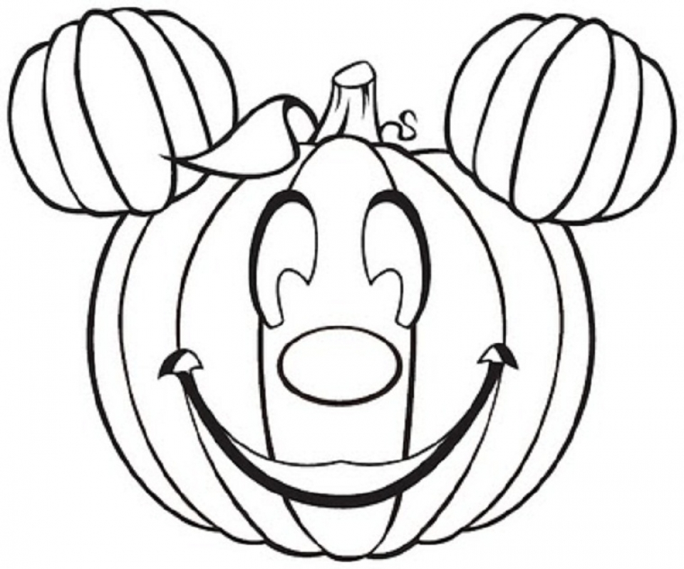 halloween pumpkin coloring pages 67319 - Halloween Pumpkin Coloring Pages