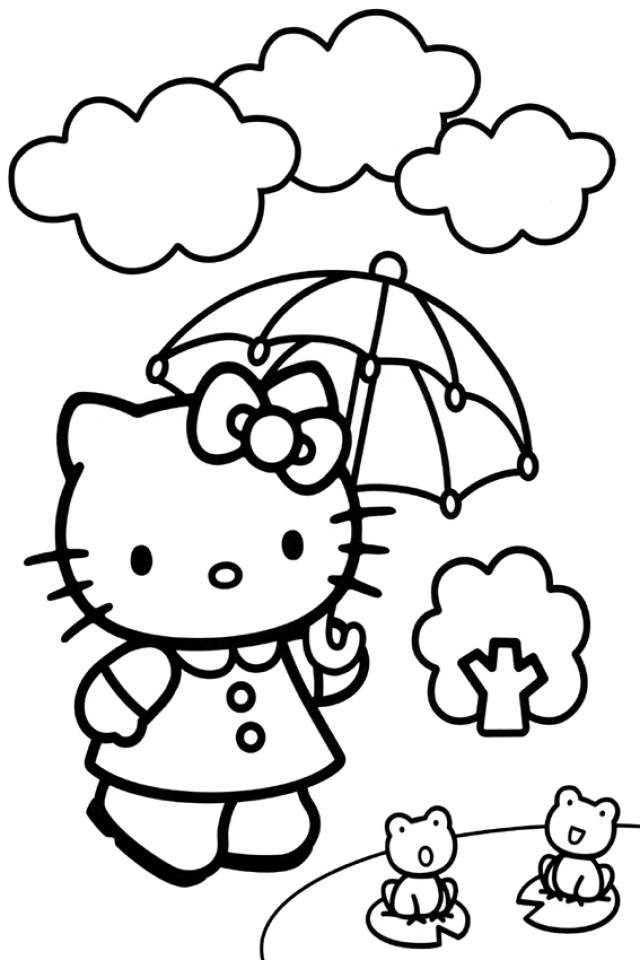 Get This Hello Kitty Coloring Pages for Girl y2pd8 !
