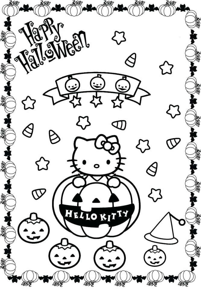 Get this hello kitty coloring pages halloween 96hgw for Hello kitty fall coloring pages