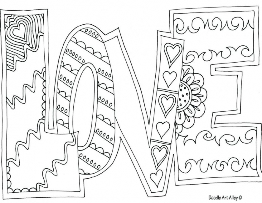 Get This Love Coloring Pages Printable 7cv59