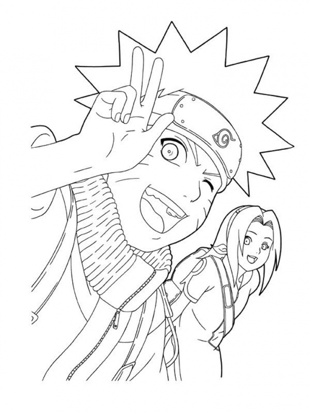 Get This Naruto Coloring Pages Online 31730 !