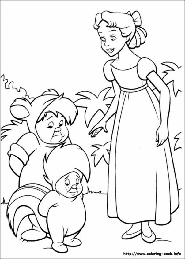 get this peter pan coloring pages disney printable tcv41