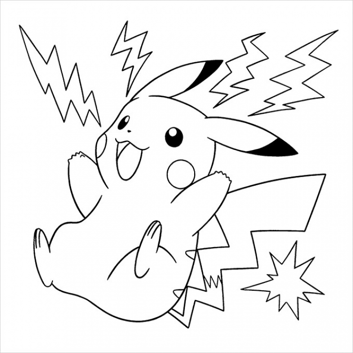 Get this pikachu coloring pages printable hafd62 for Pikachu coloring pages printable