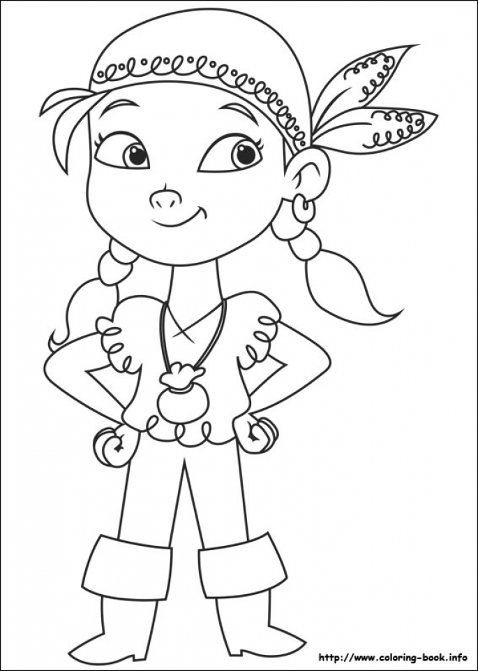 Get This Pirate Jake Coloring Pages 77412 !