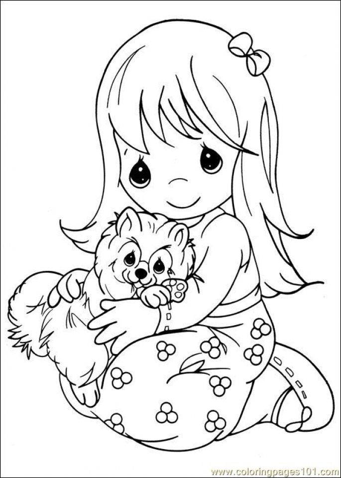 Get This Precious Moments Coloring Pages to Print for Free 3agr5 !
