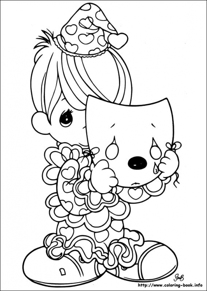 Get this happy birthday coloring pages for kids 21857 for Coloring pages precious moments print