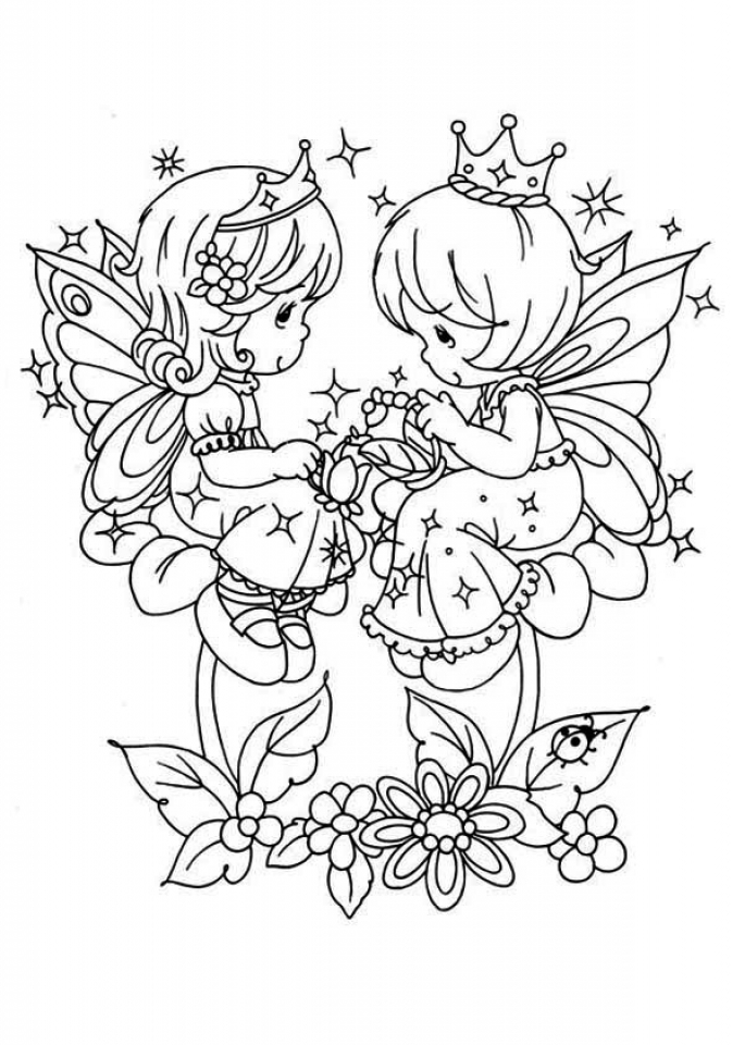 Get this precious moments coloring pages to print out 14271 for Precious moments halloween coloring pages