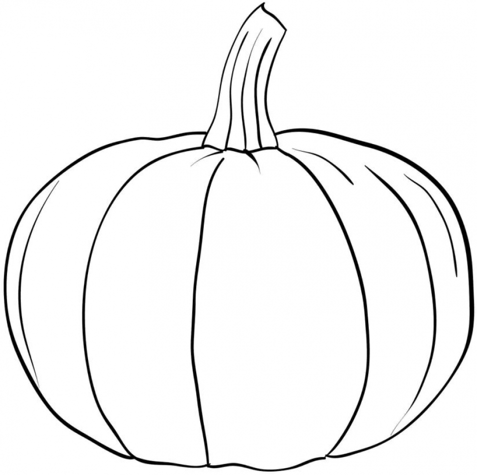 Get This Pumpkin Coloring Pages Free Printable uab58 !