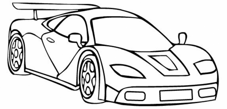 race car coloring pages free printable 8cb51 - Racecar Coloring Pages