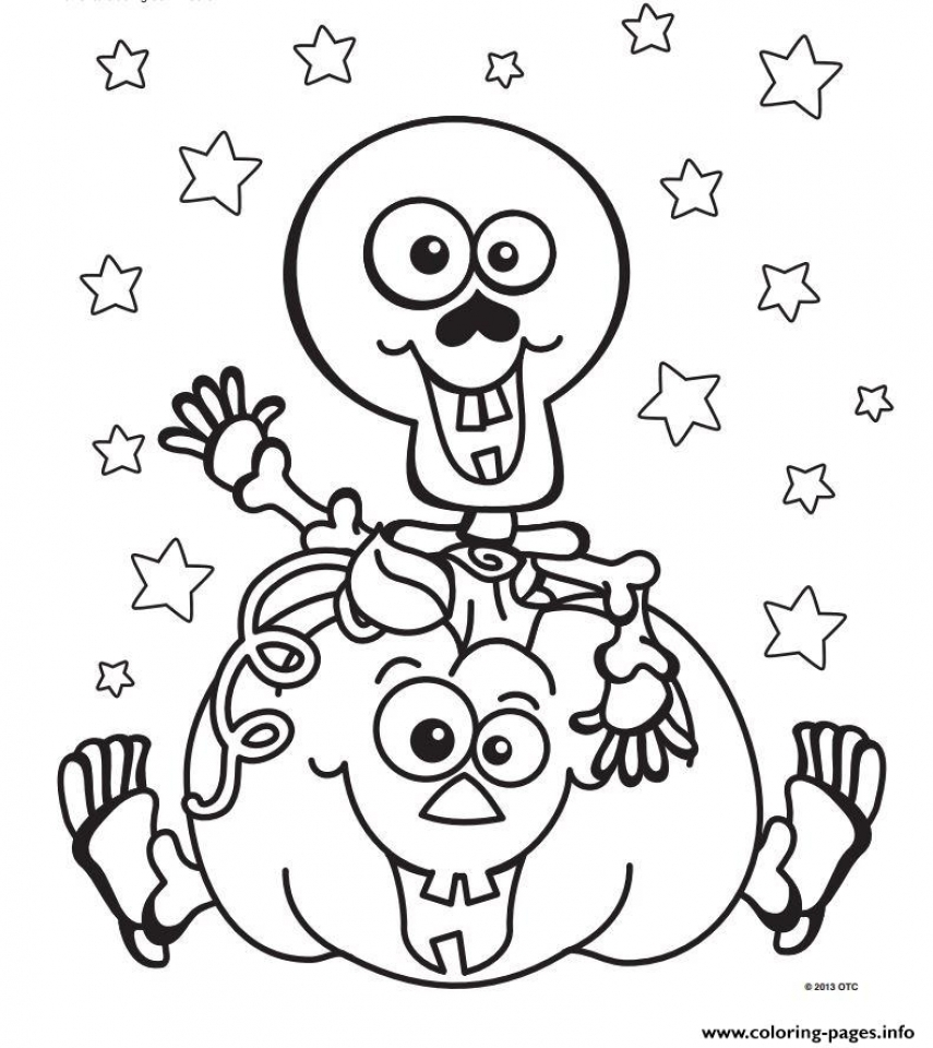 Get This Scary Pumpkin Coloring Pages for Halloween 74na5 !