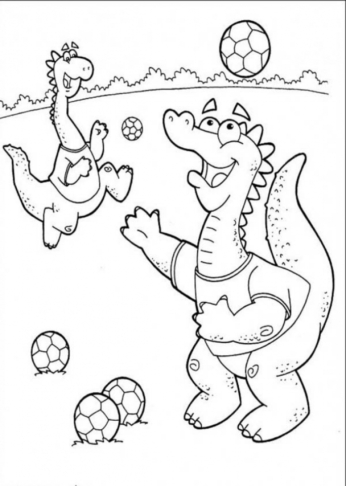 Soccer Coloring Pages Free 4fhtm